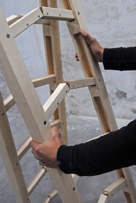Climbing The Inventive Ladder Smart Folding Home Tool
