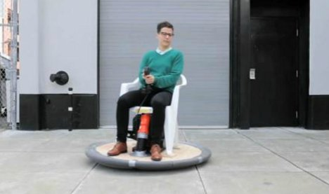 Coolest Dad Ever Shares Instructions for a DIY Hovercraft ...