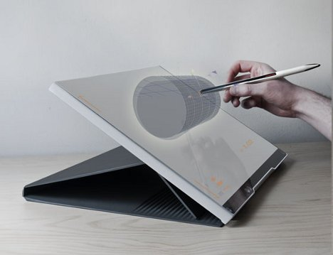 Digital Drawing Board Creates Objects in Stunning 3D Detail ...