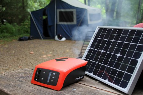 Can You Power Solar Charger With Car Lighter