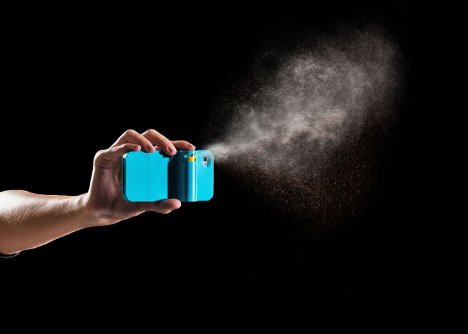 Spraytect Self Defense Iphone Case