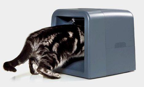 gatefeeder cat feeder