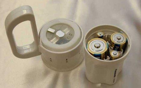 any battery light