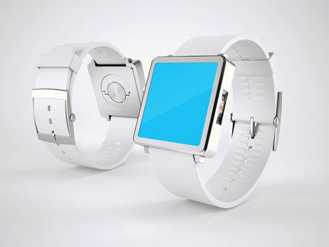 color changing watch