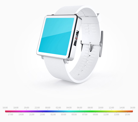 colorclock watch
