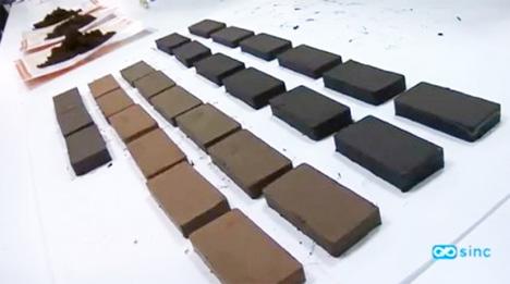 eco friendly recycled bricks