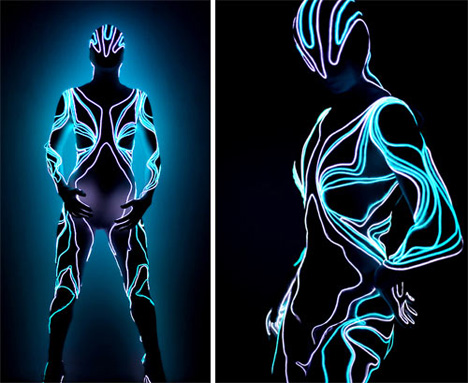 lighted muse suits