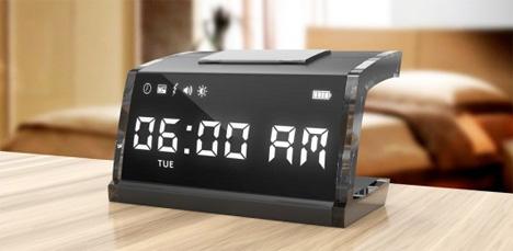 singNshock alarm clock