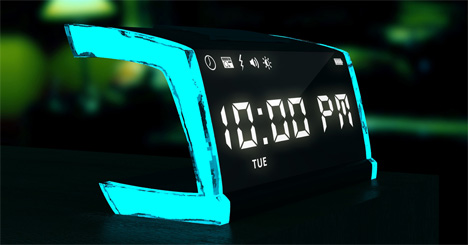 Singnshock Clock Concept