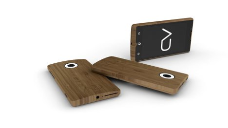 sustainable bamboo phone