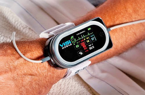visi mobile health monitor