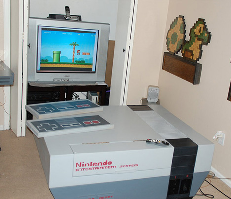 NES furniture set