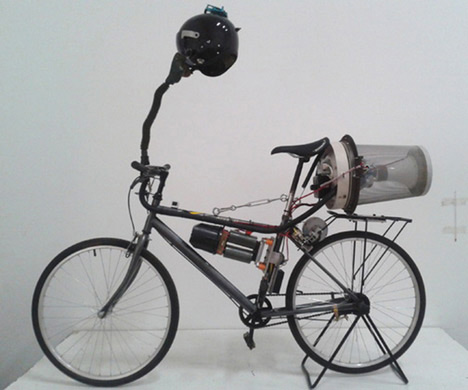 breathing bike