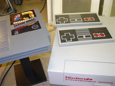 game room nes furniture