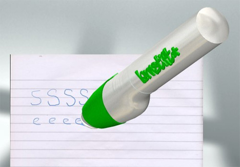 handwriting learning pen