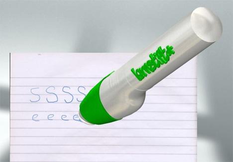 handwriting learning pen