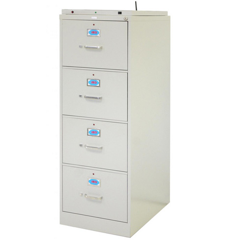 high tech filing cabinet system