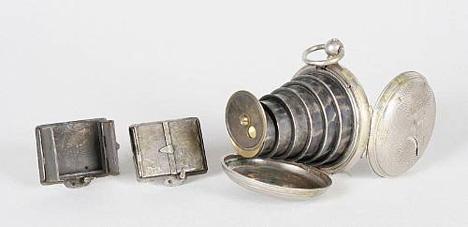 lancaster pocket watch camera