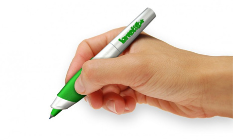 learning pen
