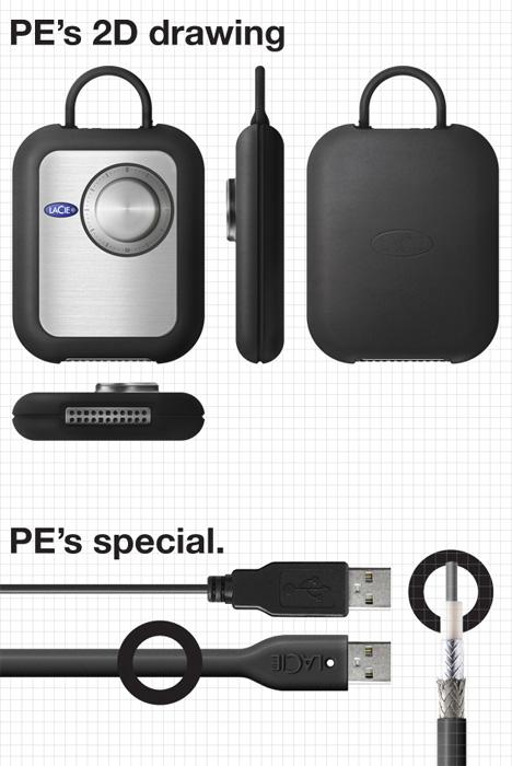pe data security external hard drive