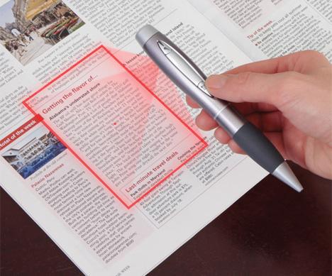 pen scanner