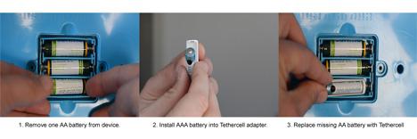 remote control battery