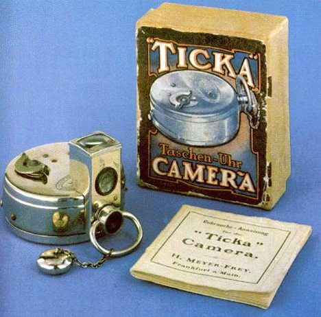 ticka pocketwatch camera