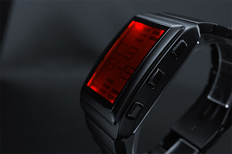 tokyoflash new equalizer watch