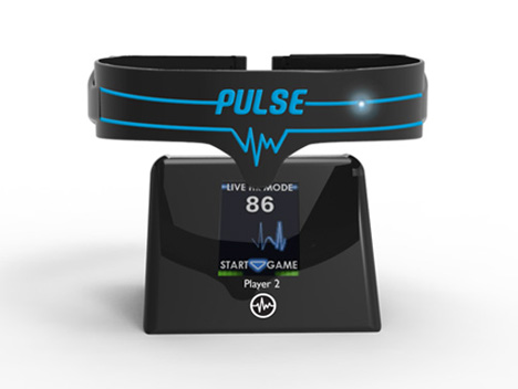 biofeedback pulse game