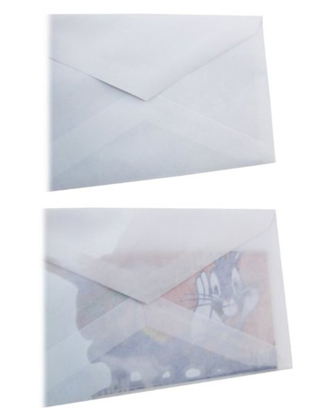 envelope spray x-ray