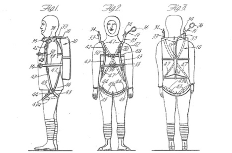 parachute diagrams