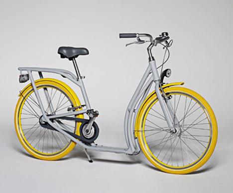 pibal scooter bike