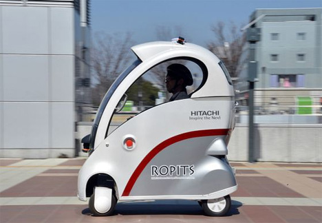 ropits self driving car