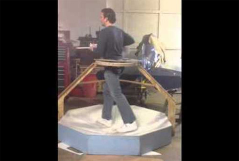 virtuix omni treadmill controller