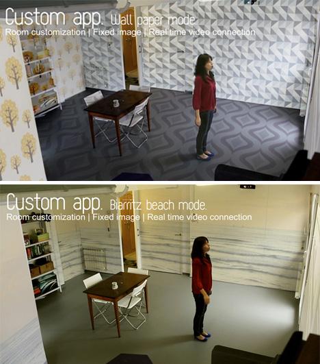 wallpaper mode