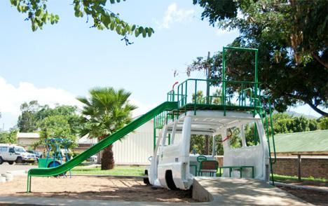 ambulance playground