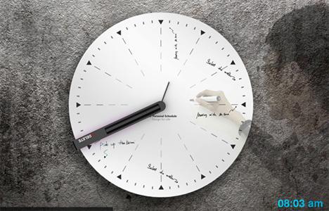 delete clock