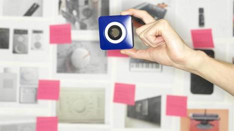 digital camera analog feel
