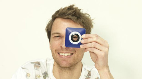 digital camera with no screen