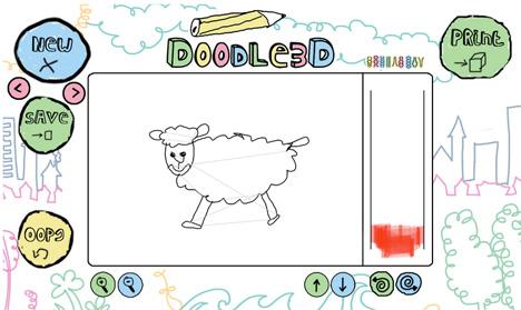 doodle3d software