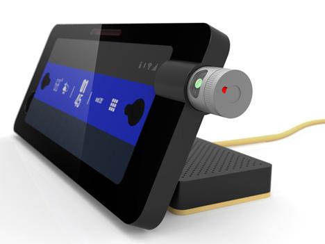 lifehub speaker projector