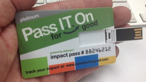 pass it on for good
