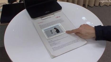 physical based analog digital scanner