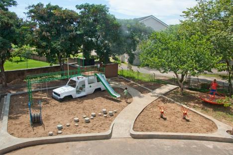 playground malawi hospital