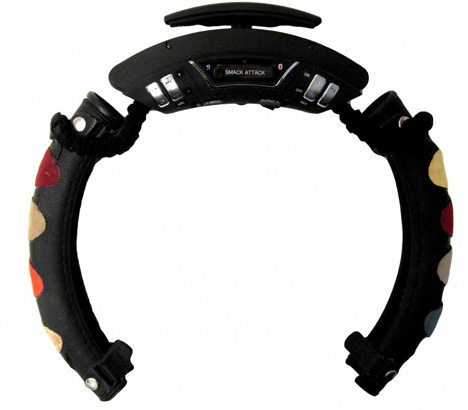 smack attack steering wheel cover