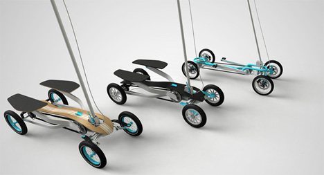 stp step scooter