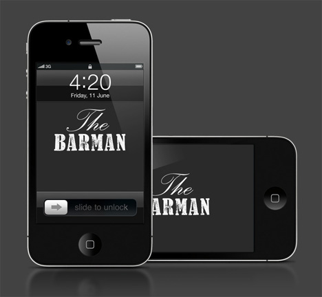 the barman app