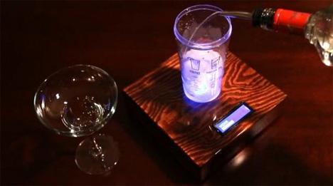the barman device
