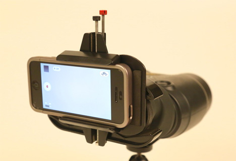 universal camera scope mount