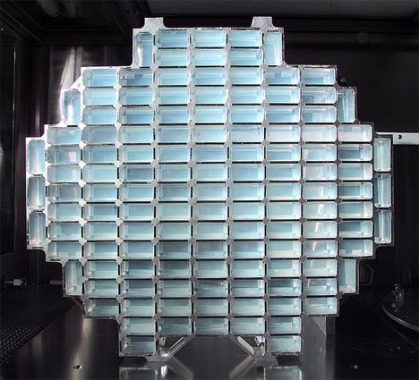 nasa aerogel stardust collector